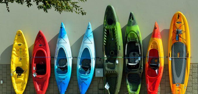 Le canoë kayak gonflable