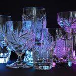 verre de cristal