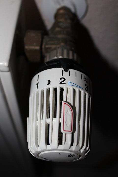 Têtes thermostatiques connectées